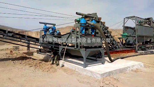 破碎洗沙机出售丨生产洗沙机-青州启航