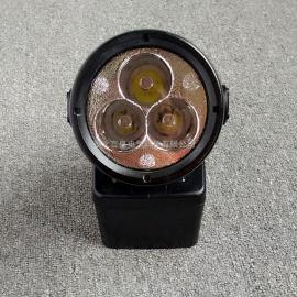YJ7102A防爆探照�粝�防�F路��光��池蓄�防水照明��