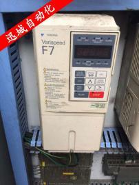 安川变频器维修SC故障OH过热欠压FG接地通电无显示过压过流维修