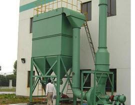 运来环保ZC型机械回转反吹扁袋除尘器吸附粉尘效率高