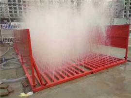 免基础洗车台图片工程大型车辆洗车机