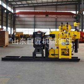 巨匠液压钻机HZ-130Y岩心取样钻机130米地质勘探钻机马力大
