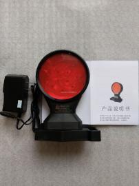 铁路防护信号��FL4831带磁铁双面红色方位��