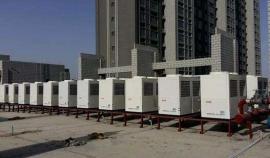 城市综合体热泵机组隔音降噪