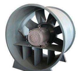HTF-1-3.5带百叶窗消防排烟风机
