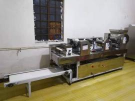 全自动面条机面条饺子皮一体机