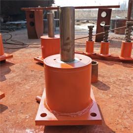 亚重优质液压阻尼缓冲器装置 HYD15-150起重机行车液压缓冲器