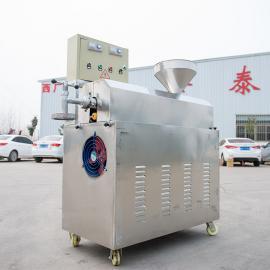 全自动红薯粉�l�C 不锈钢粉丝机图片