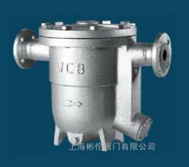 自由浮球式蒸汽疏水阀J8N