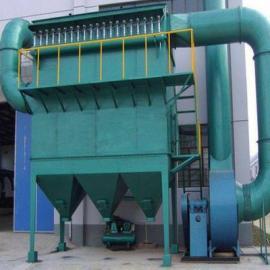 布袋除尘器单机脉冲布袋除尘器锅炉用除尘设备
