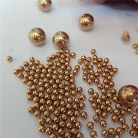 精密铜珠 0.8mm黄铜球 H62优质纯铜球