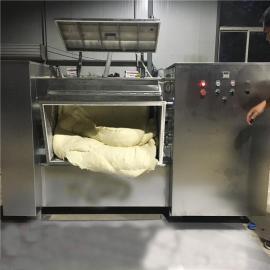 诚达125型速冻水饺真空和面设备 生产水饺设备