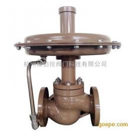 ZZY-II带指挥器自力式压力调节阀 氮气减压阀 供氮装置
