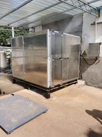 箱式低温污泥干燥机一次性干化3t 危废污泥低温干化设备厂