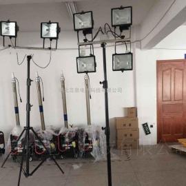 SFD3000B-2*500W便携式升降工作灯