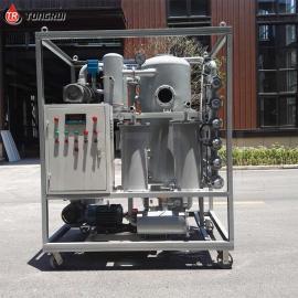 ZJA-50Z变压器油双级真空滤油机