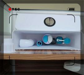 蹲便器冲水箱旱厕冲厕器制造