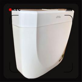 冲水箱节水脚踏式高压冲厕器的安装方法社评