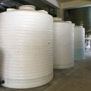 耐高温立式25吨储罐一体成型储罐