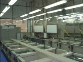 电解抛光生产线