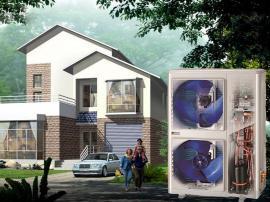 别墅中央空调安装 家用中央空调设计安装公司