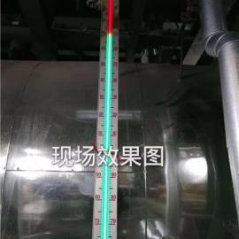 智能磁敏�子�p色液位�