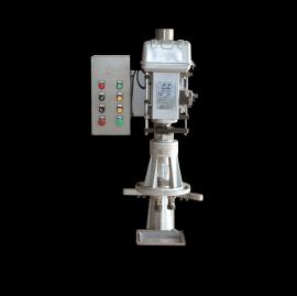 瑞德鑫GD-20数控自动钻孔机床铝框门窗倒角