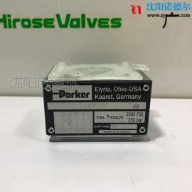 Parker派克CM3BBV55叠加式单向阀