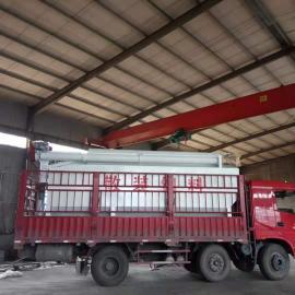 南北大型运输散装饲料车30吨 畜牧用散装饲料罐 防腐防潮nb-63
