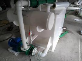 真空机组 PP水喷射真空机组 pp喷射泵