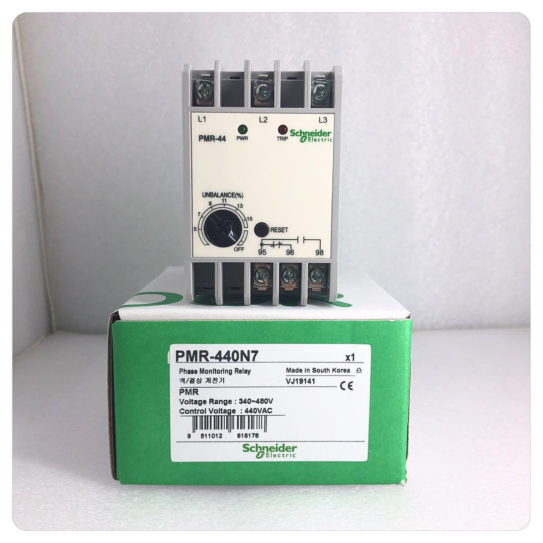 三相相序保护继电器 电机保护器 EOCR韩国原装进口