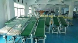 小型输送机 大量生产订制皮带线输送机 pvc传送带分拣线