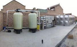 纯水设备上门安装