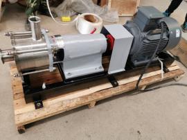 ECL3000约迪在线式三级高剪切均质乳化机/高速分散乳化泵