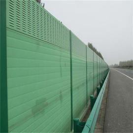 高速上的隔音墙|道路消音板|声屏障h型立柱-现货-定制生产