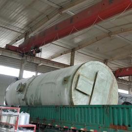 一体化预制雨水泵站A次渠一体化预制雨水泵站厂