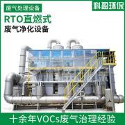 化工生产VOCs废气处理设备