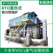 RTO废气处理设备制造企业科盈环保