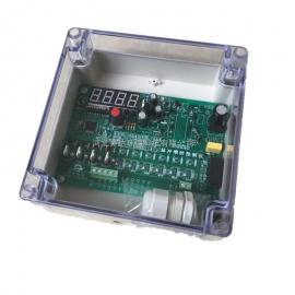 乔达 单机除尘器可编程脉冲控制仪 数显式脉冲控制器 TD-12D