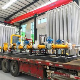 鑫�NLNG汽化站 液化天然�馄�化撬 LNG汽化�{�呵�