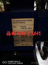 销售LTD水泵PROCAM 3DS50/28:1/, 0-52.5L/H