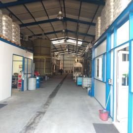 重庆阳江柴油基础油毛油脱色提纯净化萃取设备YJ-SR-5