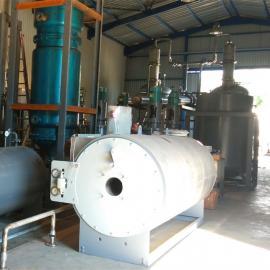 5000LD提升基础油饱和烃含量溶剂萃取毛油脱色除杂整套设备YJ-SR-5