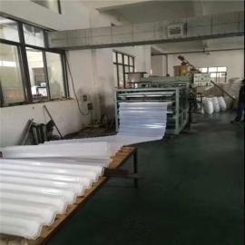 不锈钢斜管填料 蜂窝斜管填料生产设备