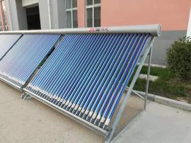 空气源热泵采暖工程 太阳能供热系统 学校采暖集中供热解决方案