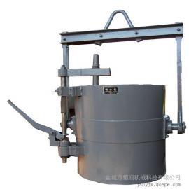 铸造机械1吨铁水吊包