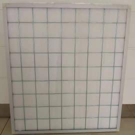 初效板式过滤器 平板式初效网格空气过滤器 初效无纺布过滤网