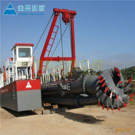 金盟 小型挖泥船的生产能力 绞吸式挖泥船产量 200