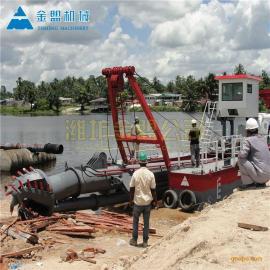 金盟 绞吸式抽沙船有必要安装液压系统吗 10寸