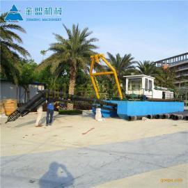 金盟 射吸式抽沙船的抽沙浓度能占多大的百分比 10